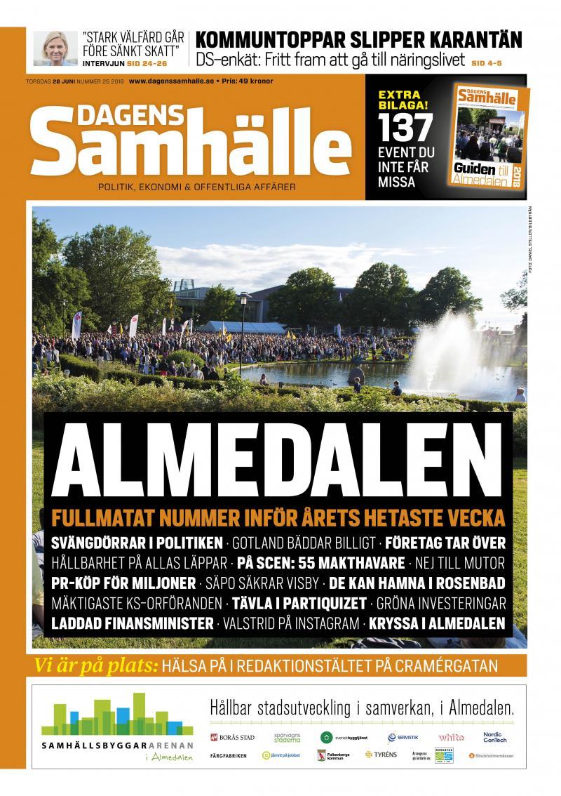 Soi Sveriges Offentliga Inköpare Tipsa Dagens Samhälle